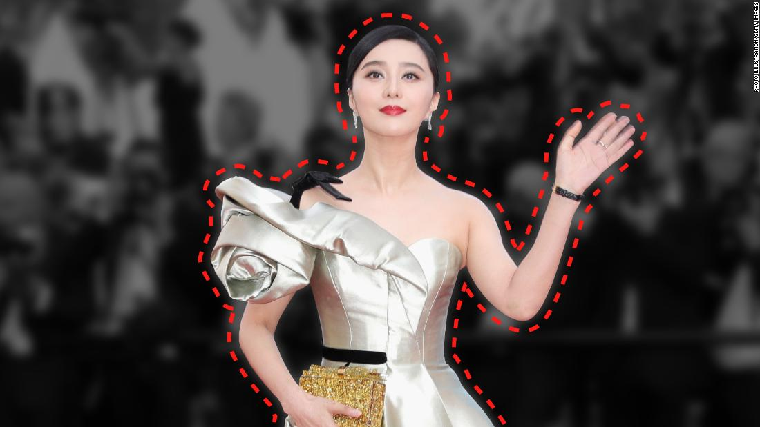 Has China's most famous actress been disappeared by the Communist Party?