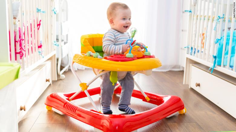 Baby Walkers: A Dangerous Choice