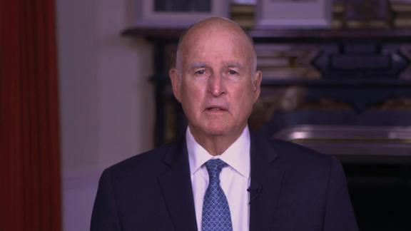 amanpour jerry brown global climate summit hurricane florence_00000000.jpg