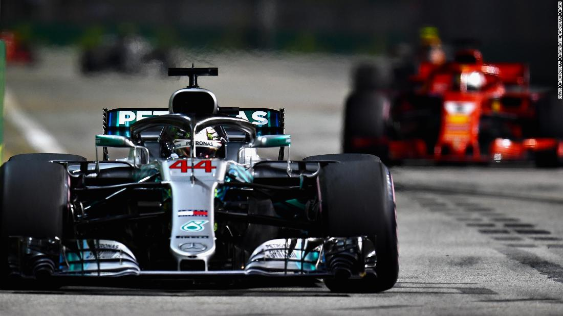With Mercedes playing catch up to Ferrari's faster car for much of 2018, Lewis Hamilton's individual brilliance has been the decisive factor this season. Perhaps his most impressive performance came in Singapore, taking pole position with a scintillating lap in qualifying on a track where Ferrari should have been dominant. Even his teammates were left open-mouthed and he went on to take victory, marking the beginning of the end for Ferrari's 2018 hopes.