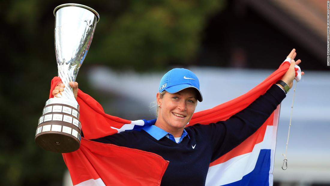 In 2013, the Evian Masters became the Evian Championship as the tournament was granted status as a major, the first ever to take place on continental Europe. Norway's Suzann Pettersen won that year.