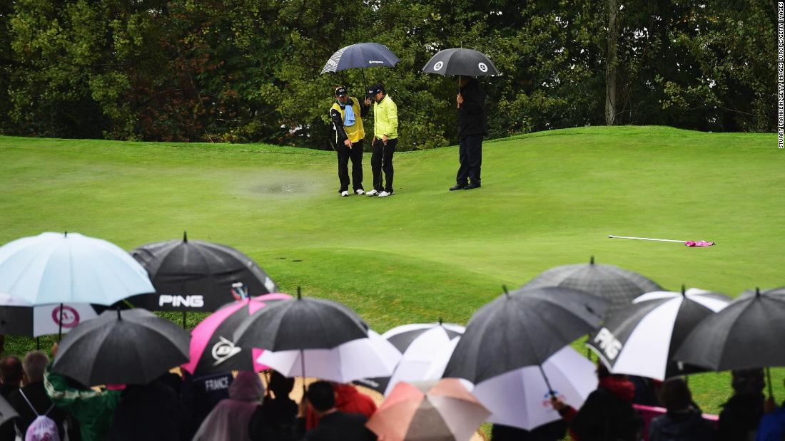 "It's not always blue skies and dreamy views, however -- bad weather has on occasion thwarted players at Evian. The 2019 edition has been moved from September to July, setting up a summertime ""Europe Swing"" on the women's tour along with the Ladies Scottish Open and the Women's British Open."