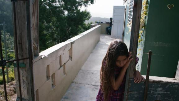 There is still suffering in Puerto Rico a year after Hurricane Maria and many young people face a highly uncertain future.