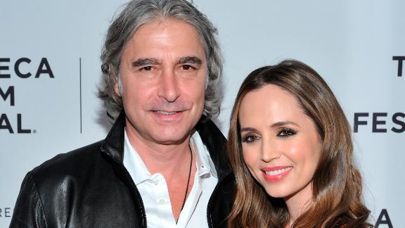 "Actress  Eliza Dushku revealed in September that she had married real estate executive Peter Palandjian in August. The ""Buffy the Vampire Slayer"" star posted photos from their 8/18/18 wedding on her official Instagram account."