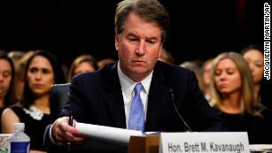 These senators could make or break Kavanaugh's nomination