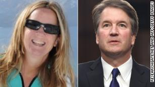 Read: Christine Blasey Ford's attorneys' letter requesting FBI investigation