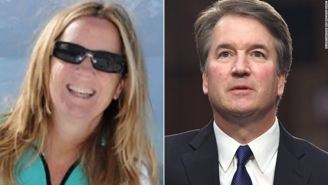 Kavanaugh accuser's friend says she has told him she needs more than one exit from her bedroom