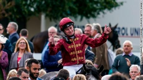"Oisin Murphy told reporters it ""meant the world"" to win in his home country."