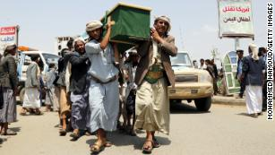 Shrapnel ties US-made bombs to Yemen deaths