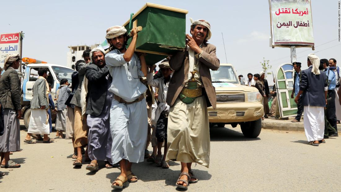 Saudi-led coalition investigates Yemen airstrike following CNN report