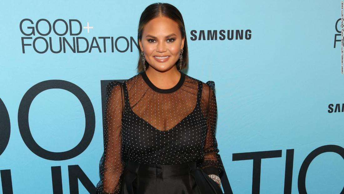 Chrissy Teigen reveals what it's really like to be famous