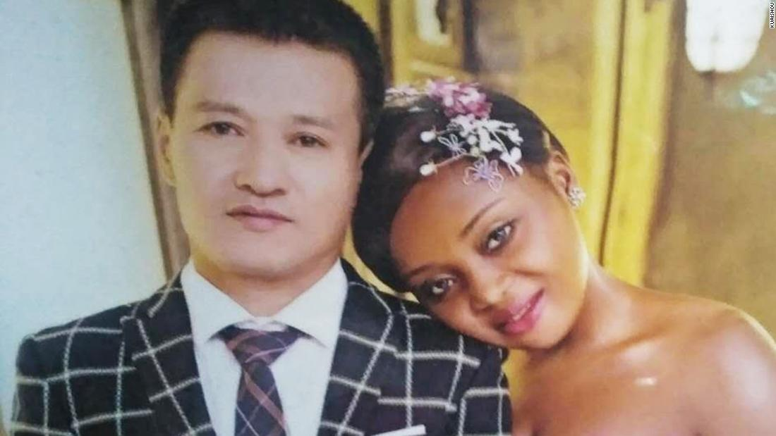 Cameroon-Chinese Newlyweds Find Fame In China - Cnn-1235