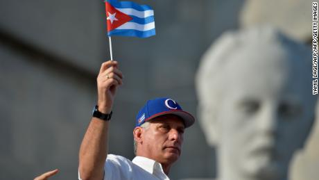 Cuban president denies 'sonic' attacks on US diplomats