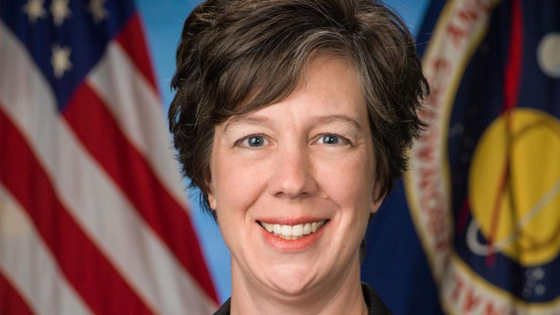 NASA names its first female chief flight director