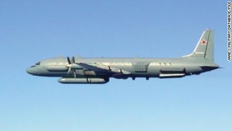 Syria shot down a Russian military plane