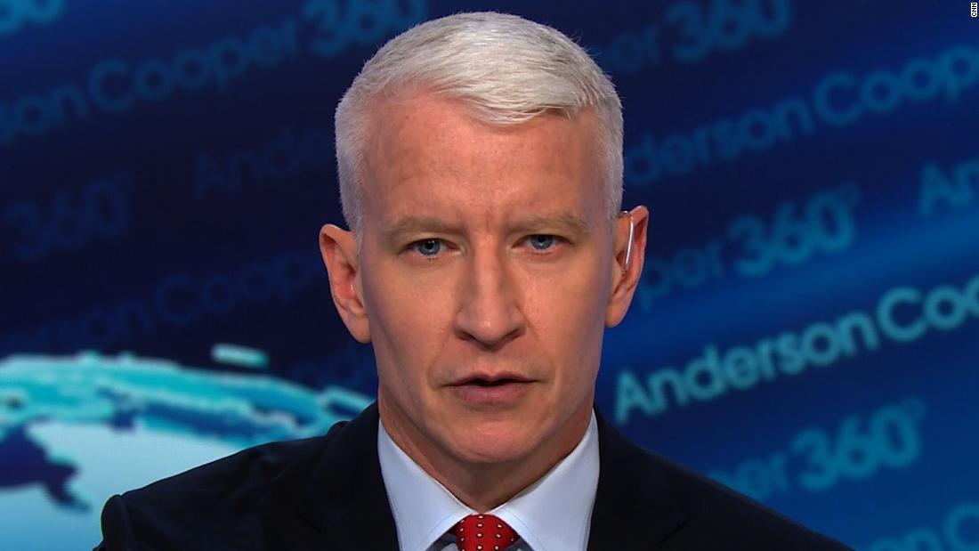 Anderson Cooper shuts down Trump Jr.'s lie - CNN Video