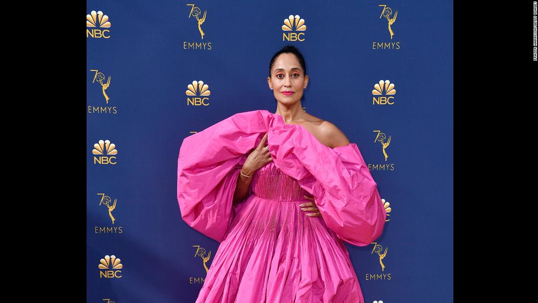 2018 Emmy Awards red carpet