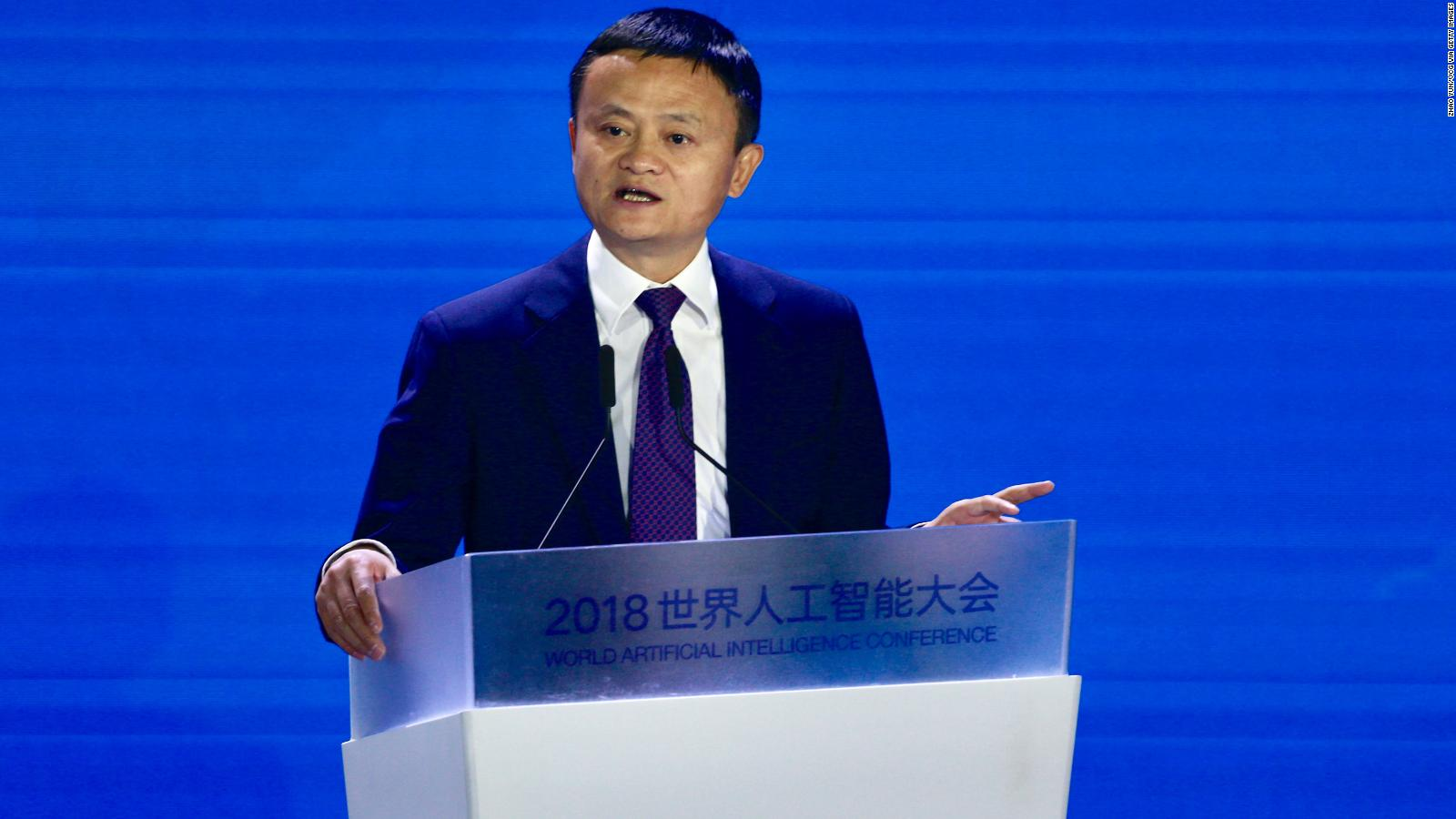 Jack Ma Alibaba Founder Revealed To Be A Chinese Communist Party