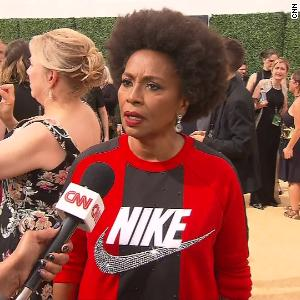 Why a 'Black-ish' star wore Nike