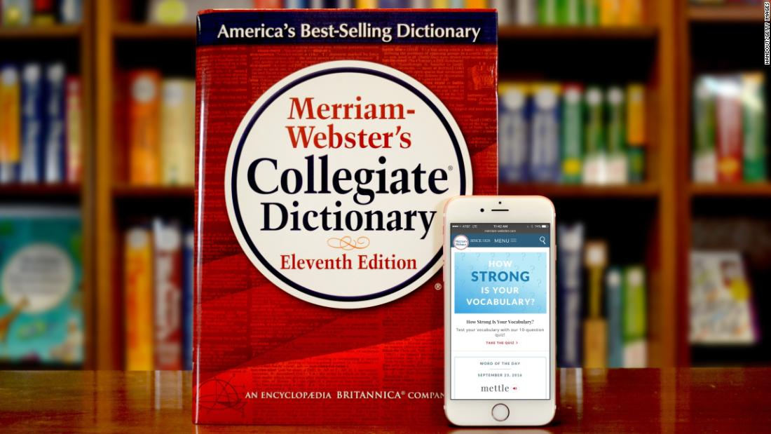 Merriam-Webster adds new words that'll make English teachers cringe (but you'll be perfectly fine with them)