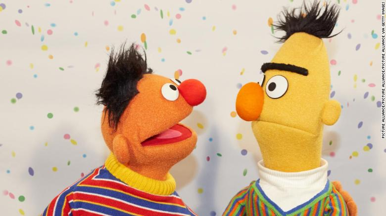 Bert And Ernie Happily Ever After 2013