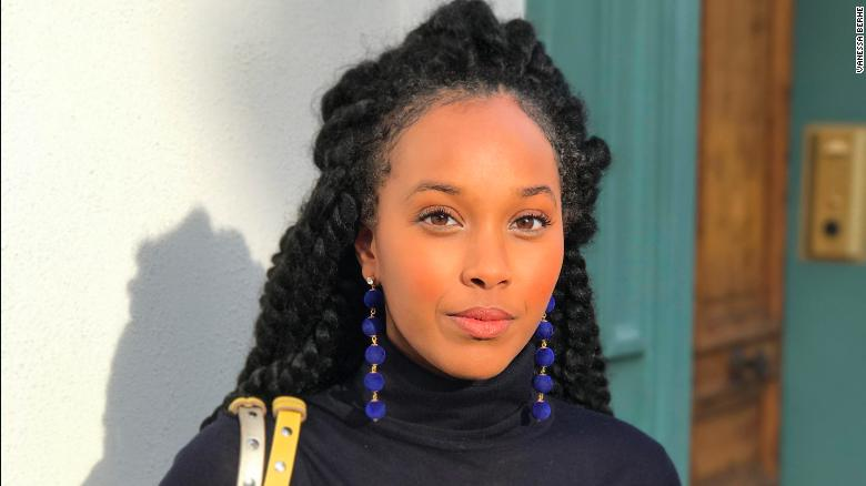 Vanessa Berhe is a Swedish-Eritrean human rights activist and founder of One Day Seyoum.