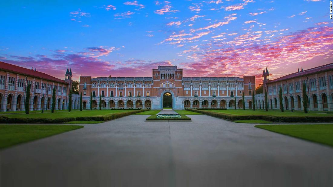 Rice University announces free tuition to low-income and ...