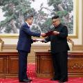 04 Moon Jae-in Kim Jong Un 0919