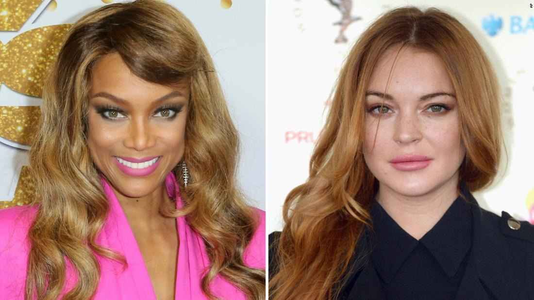 Tyra Banks: Lindsay Lohan will appear in 'Life-Size' sequel