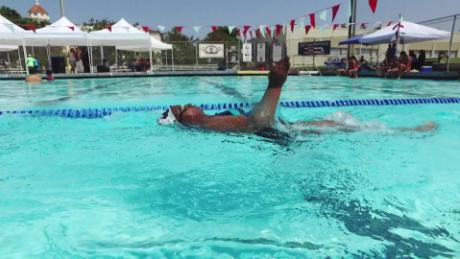 Why swimming may be the perfect exercise - CNN Video