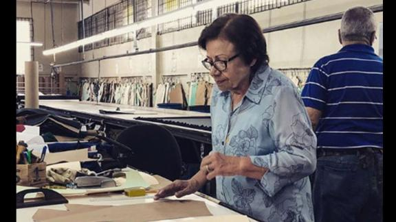 Puerto Rico's garment manufacturing tradition dates back to the early 1900s.