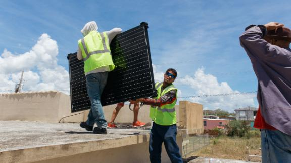 Resilient Power PR works with community leaders to maximize the investment of solar power microgrids in their neighborhoods.
