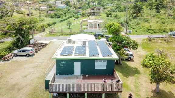 Resilient Power PR has  identified about 100 community center across the island that could benefit from solar power microgrids.