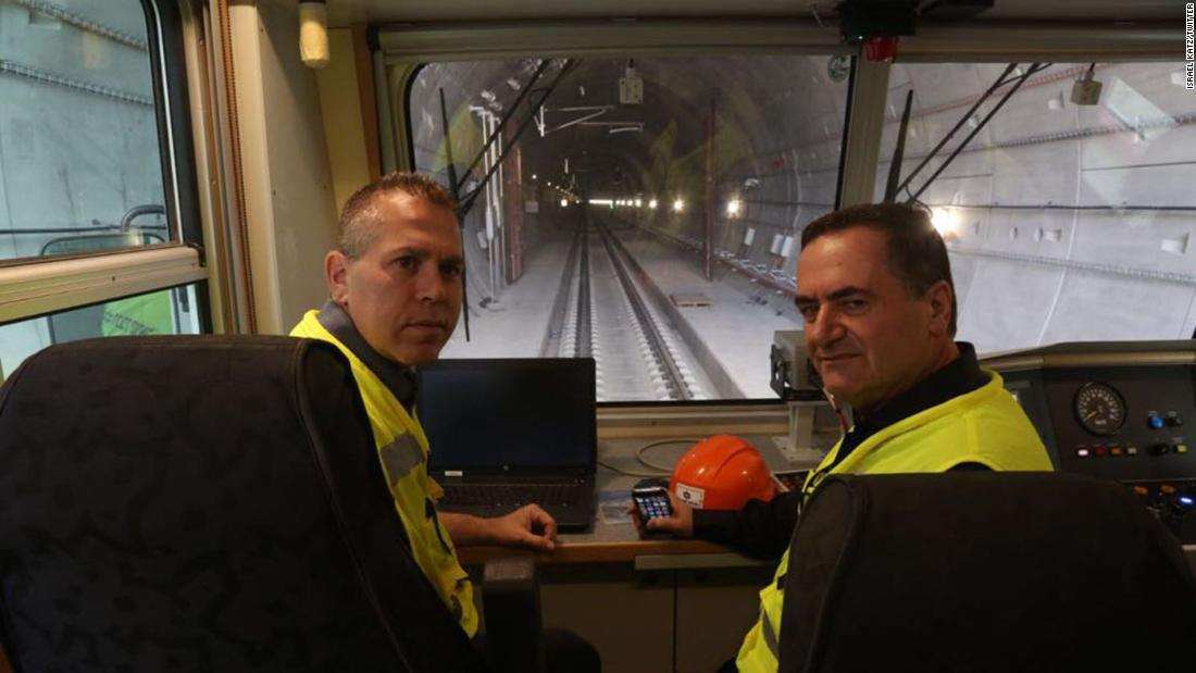 All aboard for Israel's high-speed train ... 10 years late and still not ready