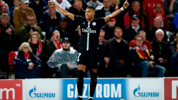 The French side looked as though they had pegged Liverpool back in the closing minutes. Star teenager Kylian Mbappe converted an 85th minute equalizer to temporarily hush the Anfield crowd.