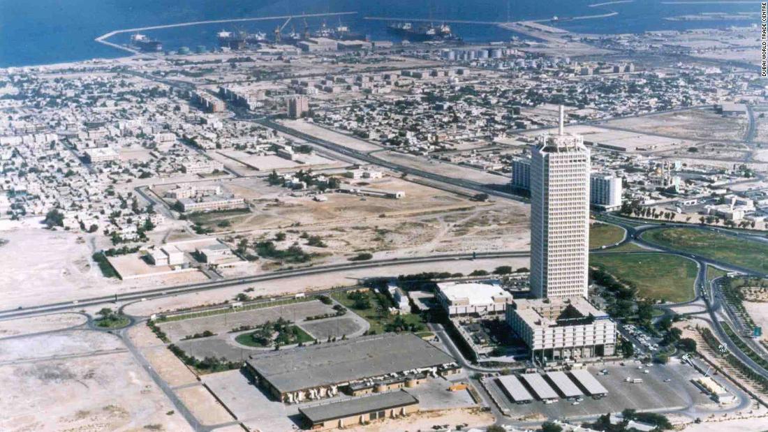 The untold story of Dubai's first skyscraper