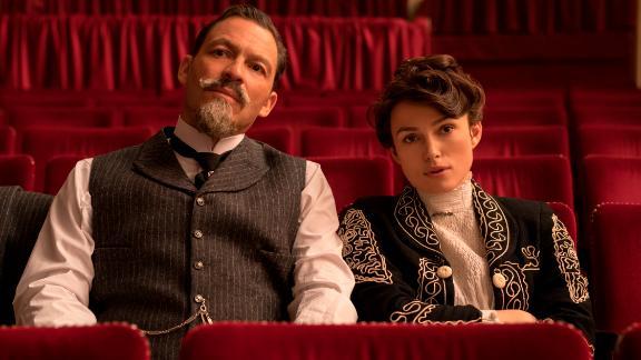 Dominic West, Keira Knightley in 'Colette' (Robert Viglasky / Bleecker Street)