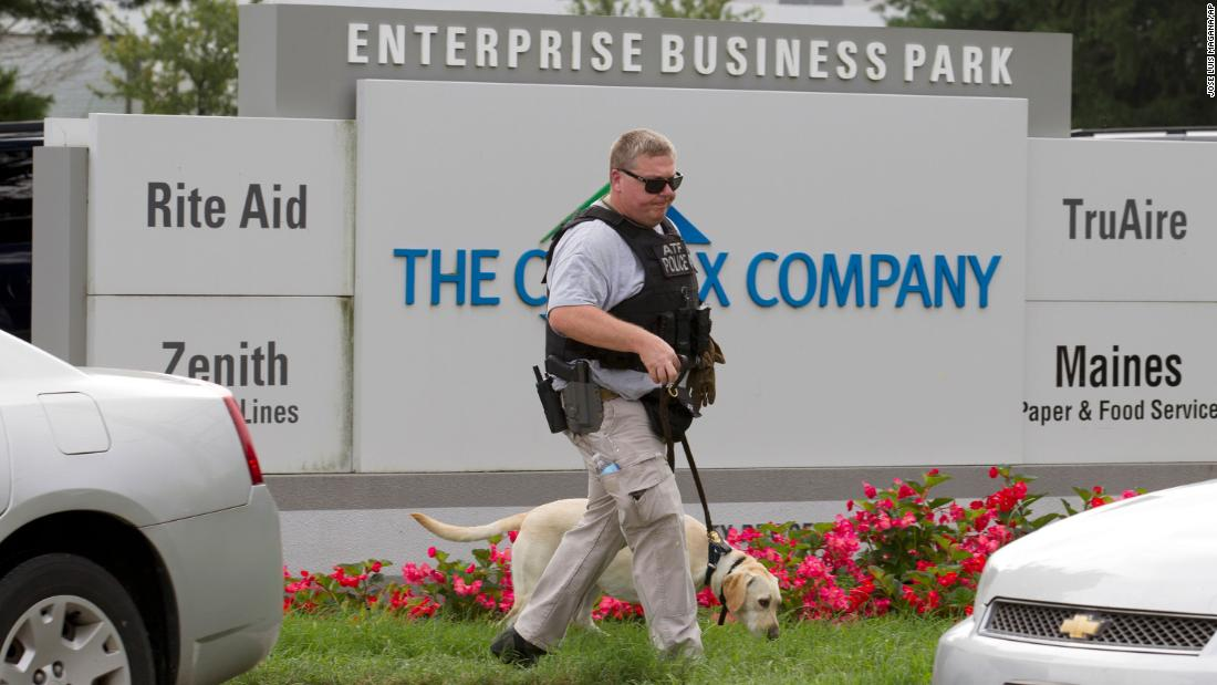 In a 24-hour span three ordinary places of business became danger zones