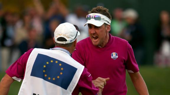 """Europe's talisman will make his sixth Ryder Cup appearance and first as a player since 2014 after acting as a vice-captain two years ago. The Englishman has an impressive Ryder Cup record and was the driving force behind Europe's remarkable comeback in the """"Miracle at Medinah"""" in 2012."""
