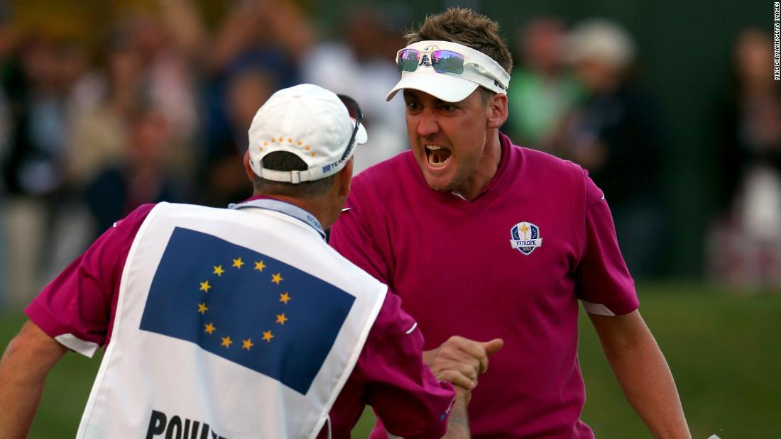 "Europe's talisman will make his sixth Ryder Cup appearance and first as a player since 2014 after acting as a vice-captain two years ago. The Englishman has an impressive Ryder Cup record and was the driving force behind Europe's remarkable comeback in the ""Miracle at Medinah"" in 2012."