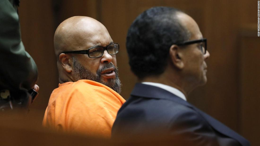 Suge Knight takes a plea deal. Faces 28 years.