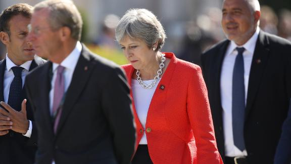 Theresa May faces a battle to get any proposed Brexit deal through the UK parliament.