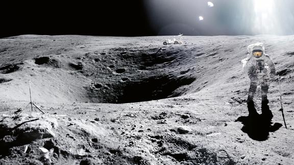 Photos from NASA's Apollo missions present us with different ways of seeing the world as well as providing new insights into a new world of photography.