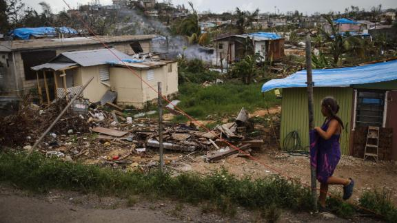 A new study reveals federal relief for Hurricane Maria may have been less favorable than hurricanes in Texas and Florida the same month.