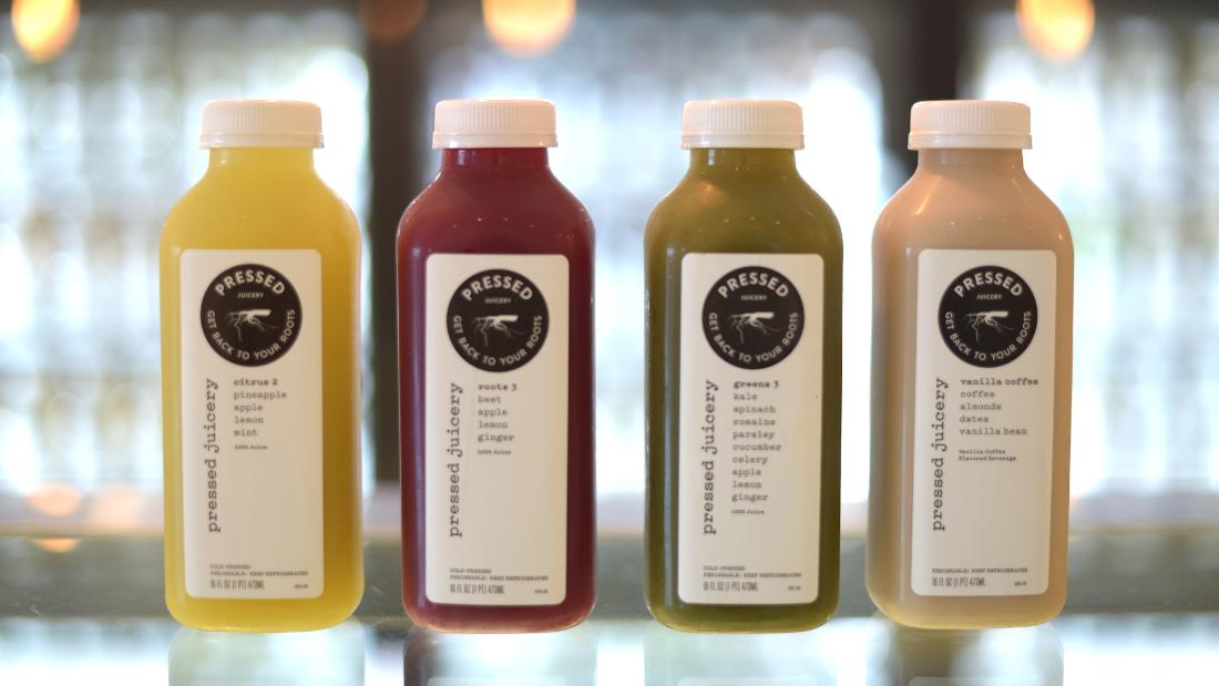 How Pressed Juicery fed the juice craze
