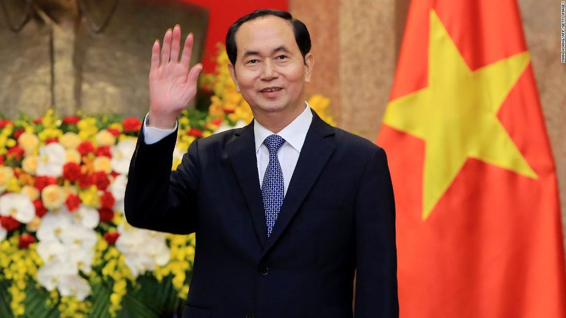 Vietnamese President Tran Dai Quang dies aged 61 after illness