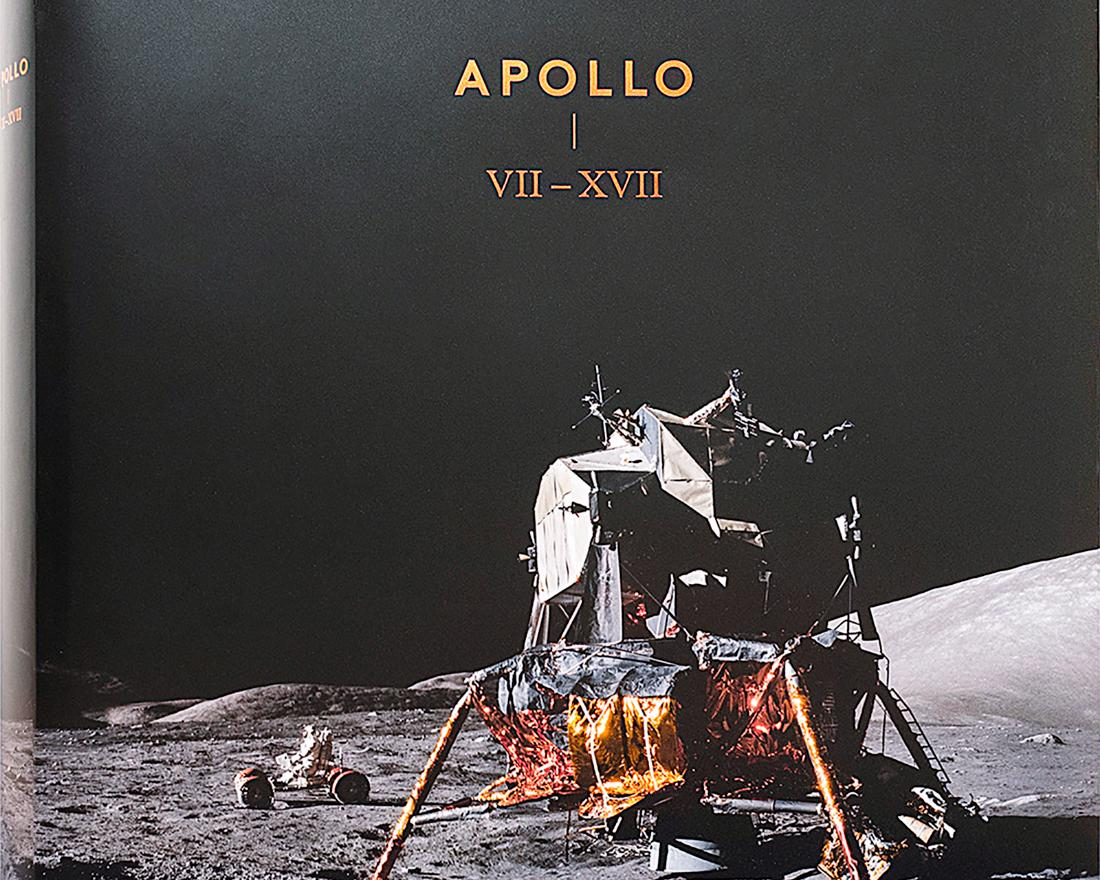 "<a href=""https://www.theapollophotobook.com/"" target=""_blank""><em>""Apollo VII-XVII,"" by Walter Cunningham, published by teNeues</em></a><em>, is available now. </em>"
