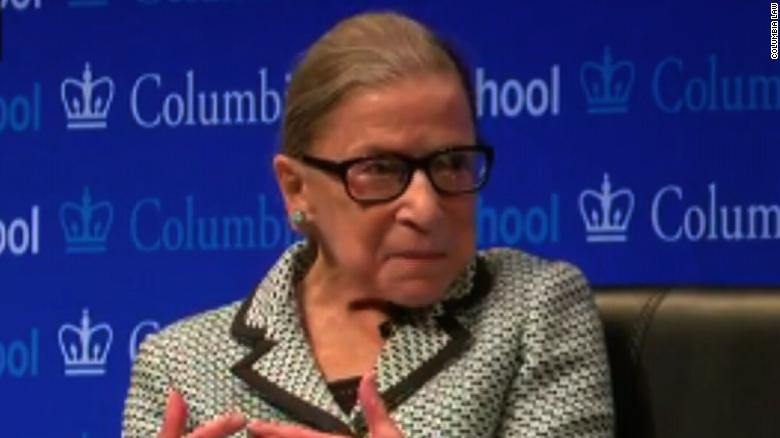 Ginsburg: If I were queen, no death penalty