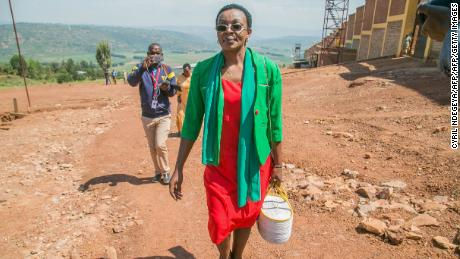 Freed Rwandan opposition leader: 'If you have other opinions, they put you in jail'