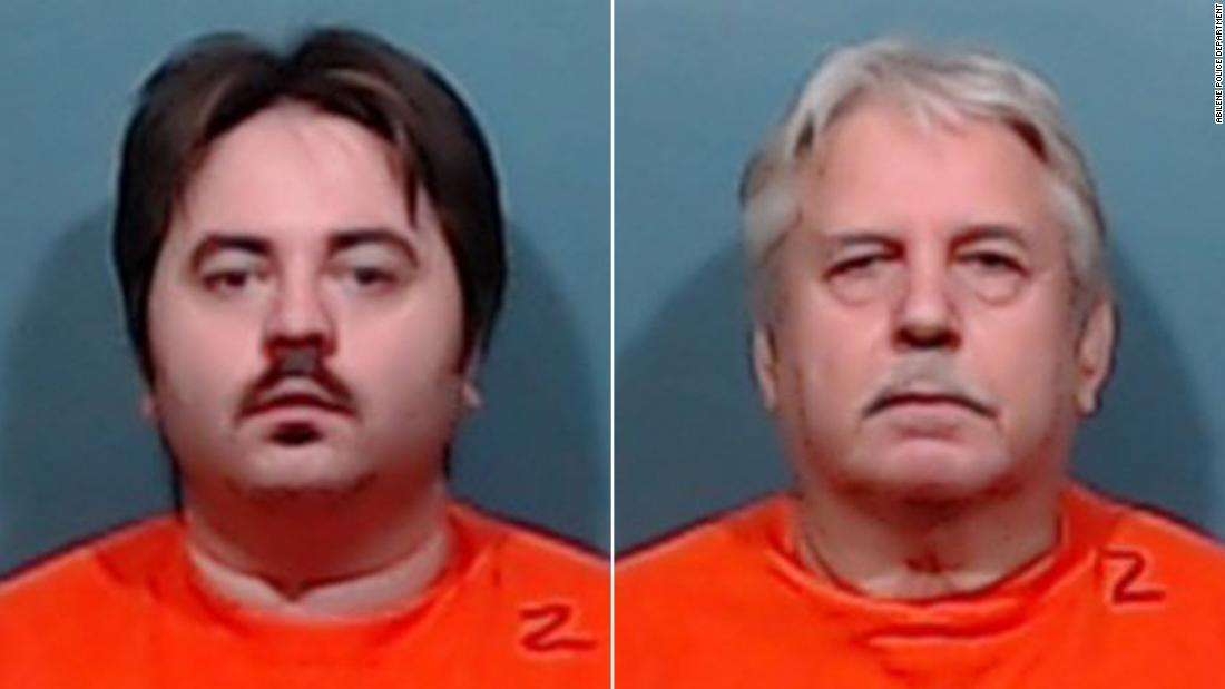 Father, son accused of killing their neighbor over dispute about a box spring